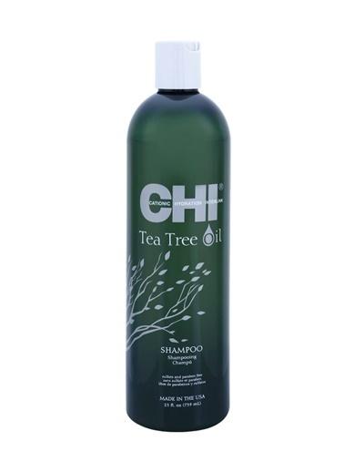 Chi Chi Tea Tree Oil Sülfatsız Ve Parabensiz Şampuan 739 Ml Renksiz